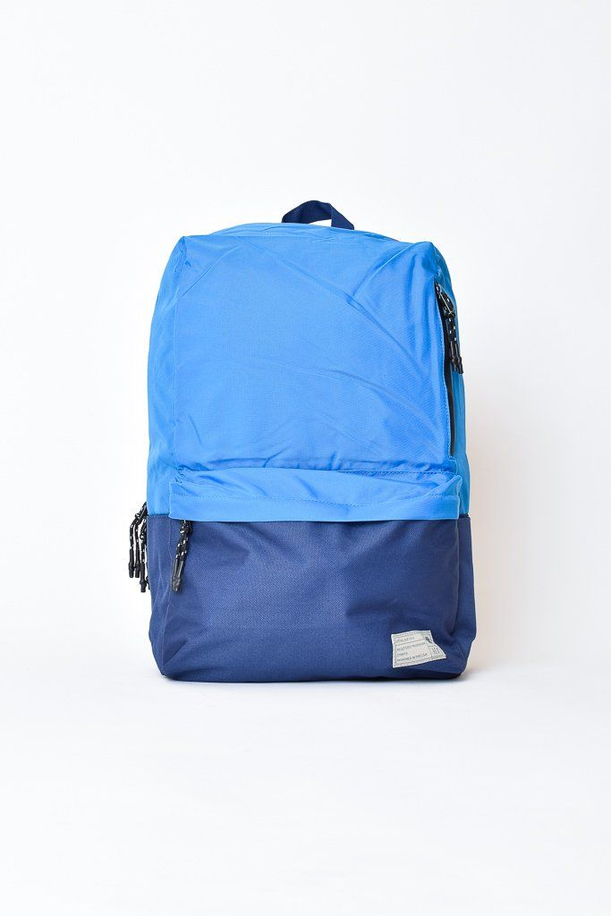 8eeca0619ff Aspect Exile Backpack - Blue – Frances Jaye