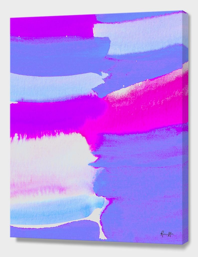 """""""Shades and Shades"""", Numbered Edition Canvas Print by Rebecca Allen - From $69.00 - Curioos"""