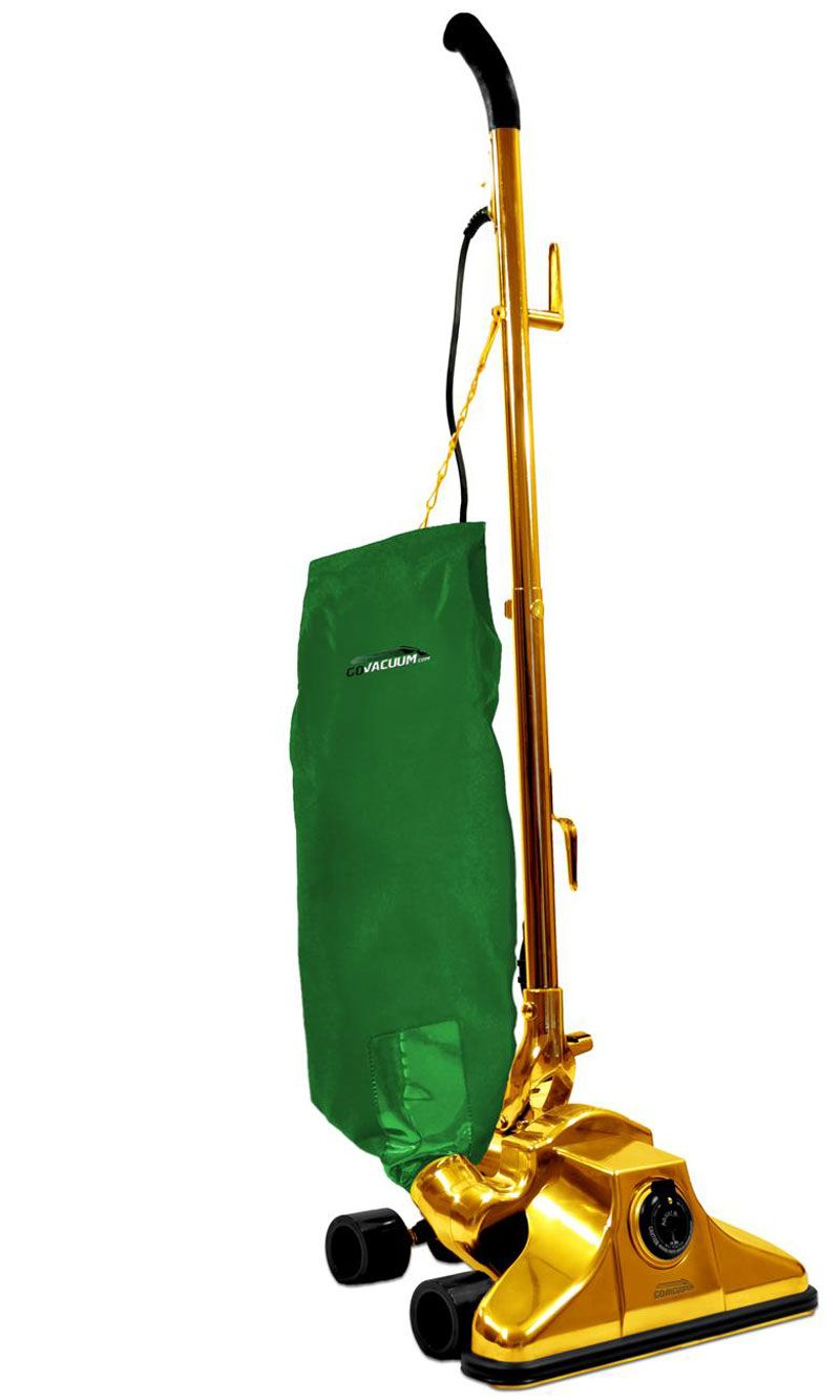 Gold vacuum cleaner is world's most