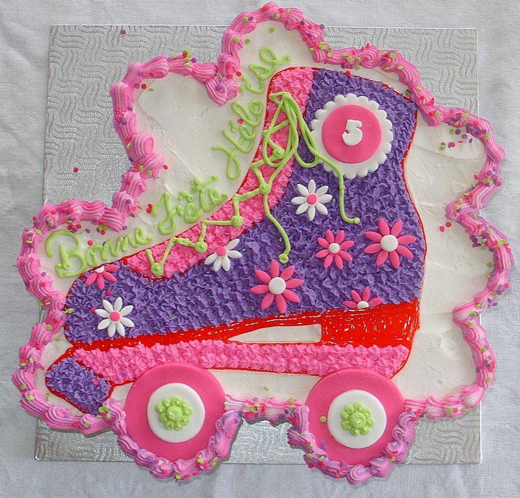 Roller skates las vegas - Roller Skate Cupcake Cake Girl Flickr Photo Sharing