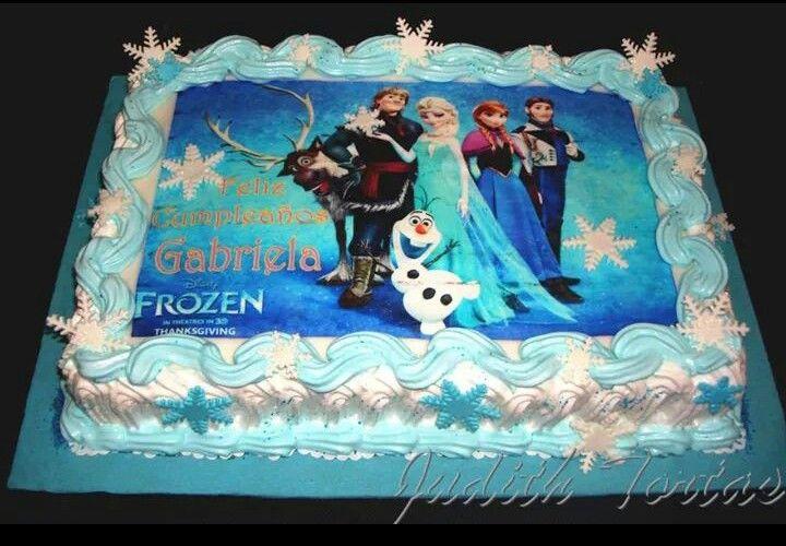 1ST Cumpleaños Ballons Comestible Cuadrado Personalizado De Cumpleaños Cake Topper Decoración