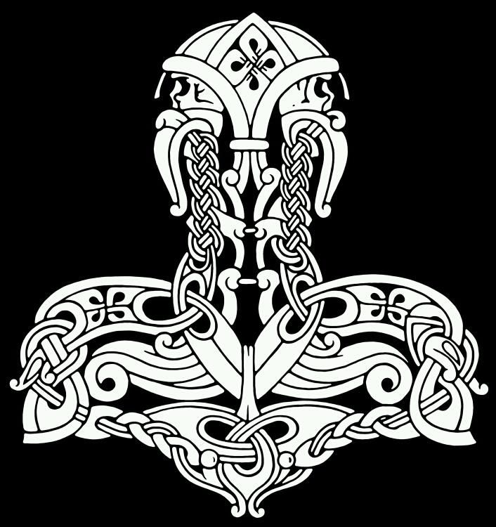 Vikings Tattos If You Like The Vikings You Will Like These Viking Art Celtic Art Norse Tattoo