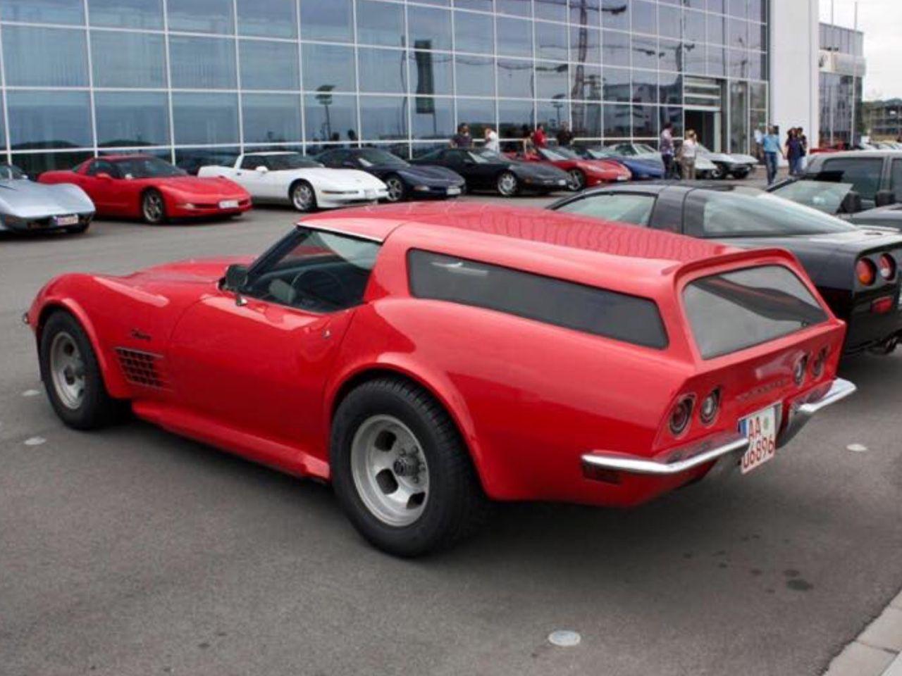 Corvettes For Ever Photo Station Wagon Wagon Sports Wagon