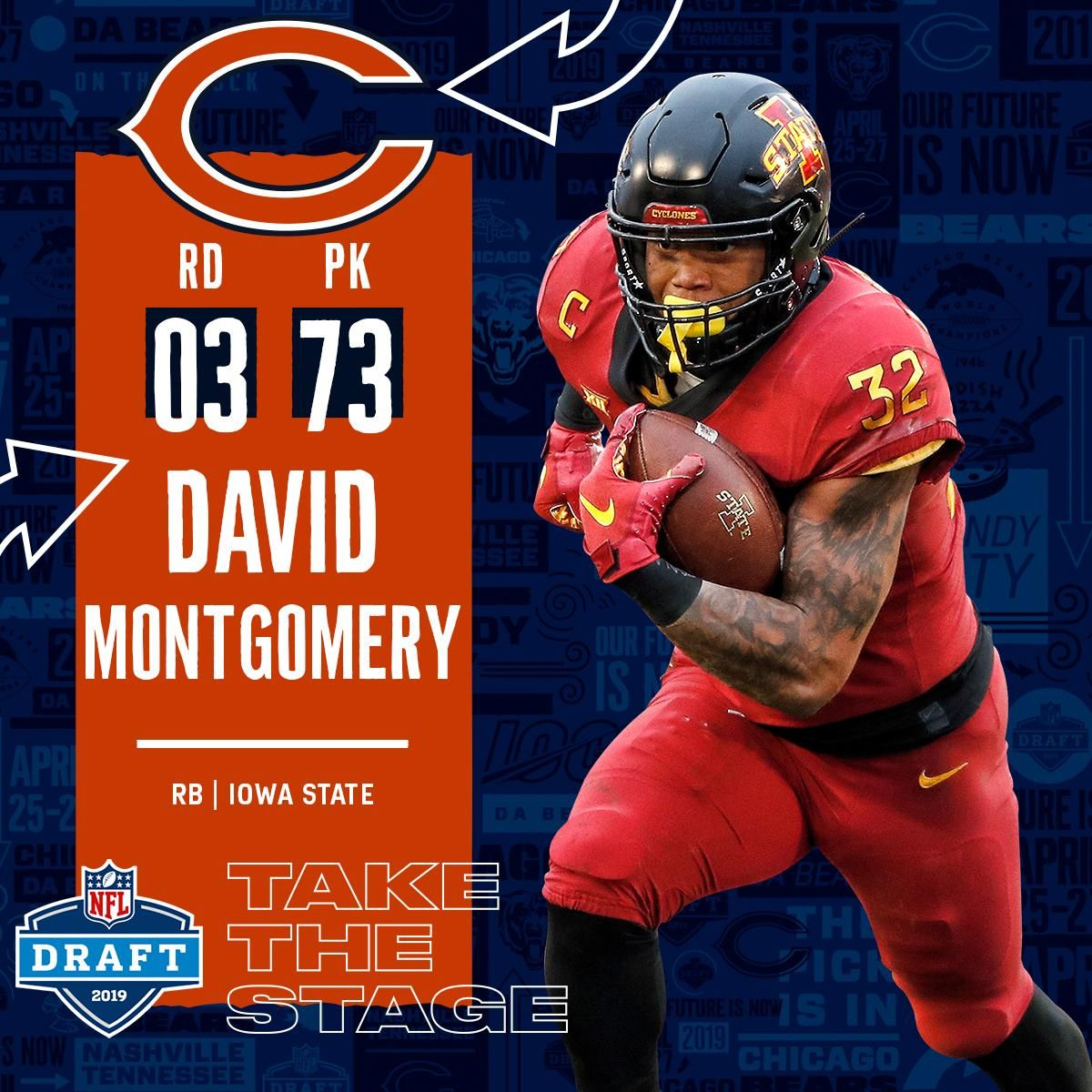 Pin by Donny Dwitama on NFL Draft 2019 Nfl draft, Nfl