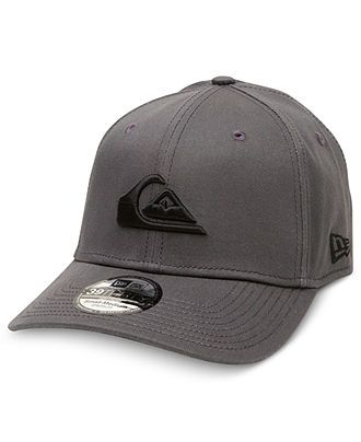 a49390ca Quiksilver Hat, Ruckis Flexfit Hat - Mens Hats & Accessories - Macy's