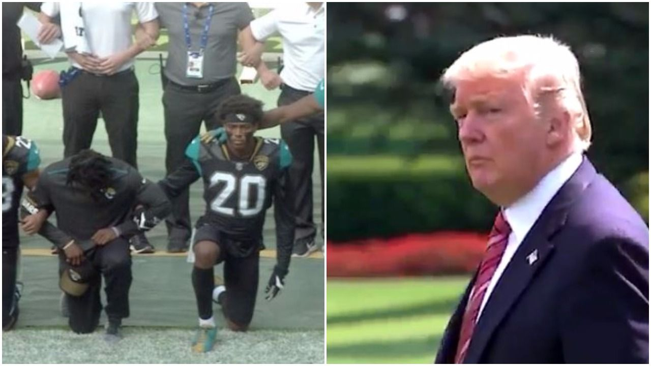 500 nfl players plan to protest trump during the national