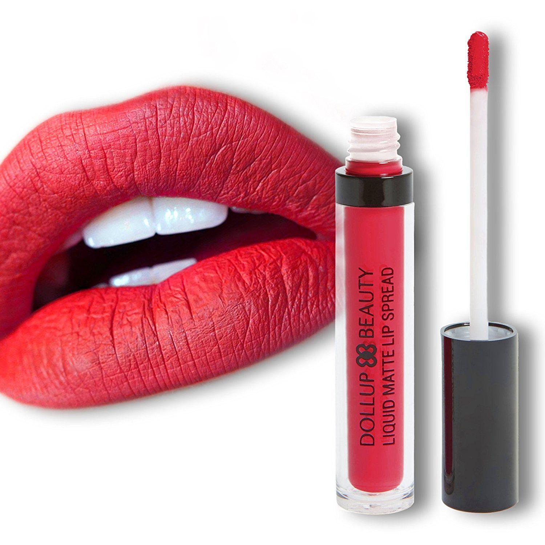 Dollips™ Liquid Matte Lip Spreads