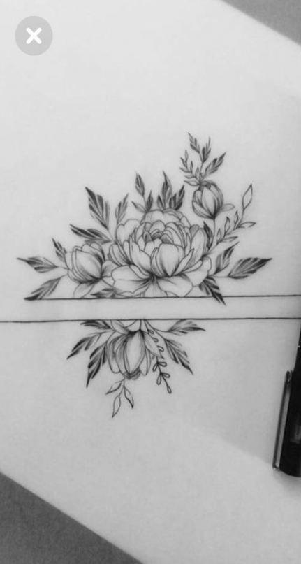 Tatuaggi fiore Rose braccio 70+ idee #tatuaggi
