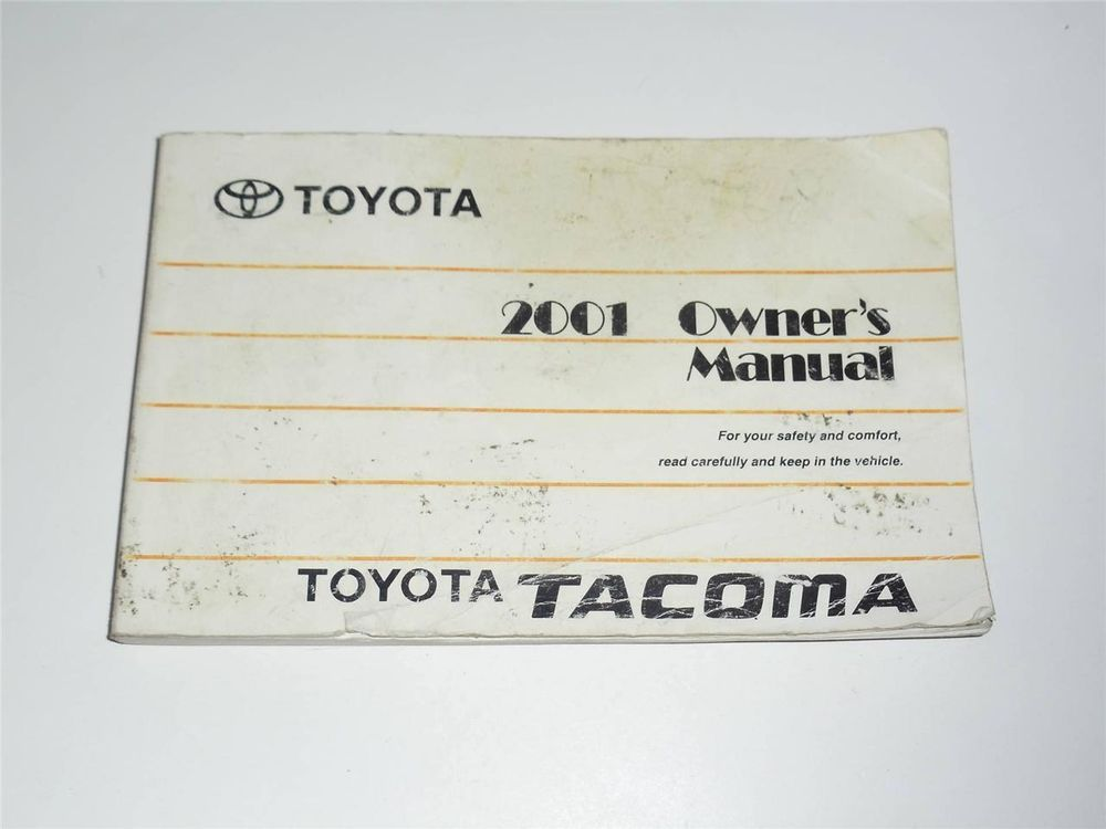 2001 toyota tundra owners manual book owners manuals pinterest rh pinterest com 2001 toyota tundra owners manual pdf Toyota Tundra Repair
