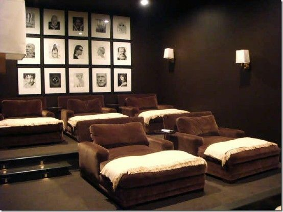 Prefect Media Room Chairs By Christina Mive Man Caves