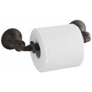Kohler K 10554 2bz Devonshire Toilet Paper Holder Oil