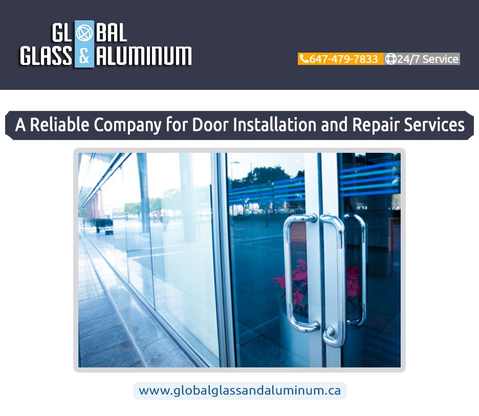 Emergency Glass Door Replacement Services Are Quick Safe And