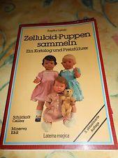 Zelluloid-Puppen sammeln       Katalog  mit Preisführer