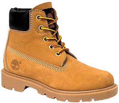 4b2ed7fbef8a8 Timberland Tree Junior 6 Inch Classic Boot Style: 10960 Timberland Tree  Junior 6 Inch Classic Boot Style: 10960