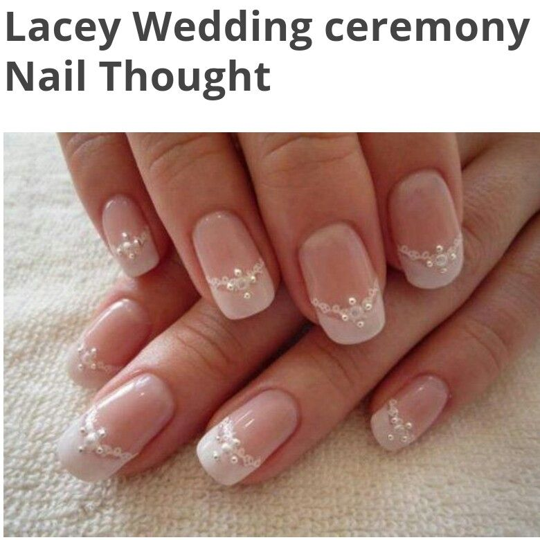 Wedding | NAILS: WEDDING | Pinterest | Wedding, Nail wedding and ...