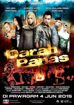 Download Film Darah Panas 2015