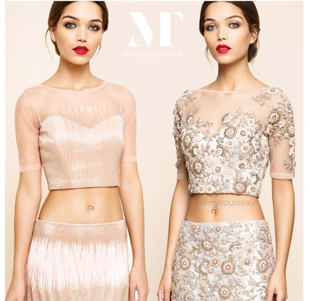 Best wedding dress boutiques in london  Couture IndoWestern Bridal Wear Brand London Designed developed