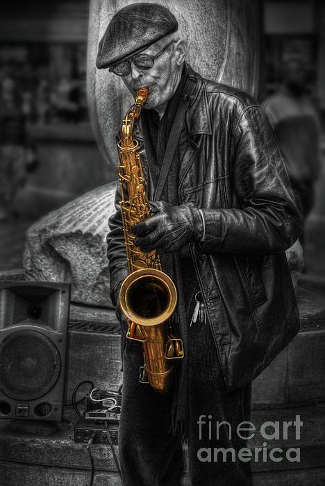 blues sax love photograph sax love fine art print yhun suarez