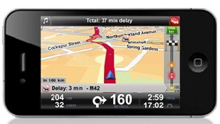TomTom Navigation iPhone/iPad App iTunes | TomTom Apps