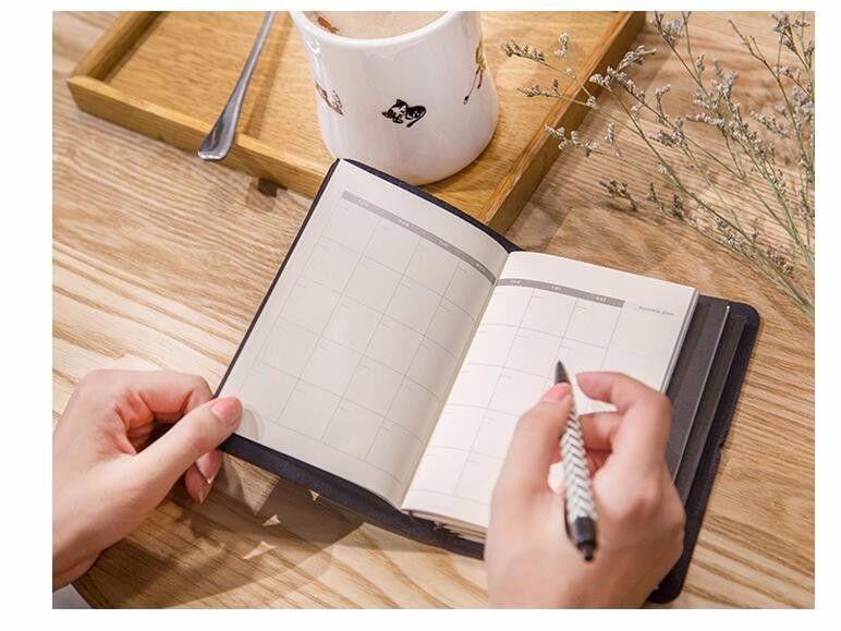Мини портативный путешественник ноутбук 15.5*10.5 см линия ...