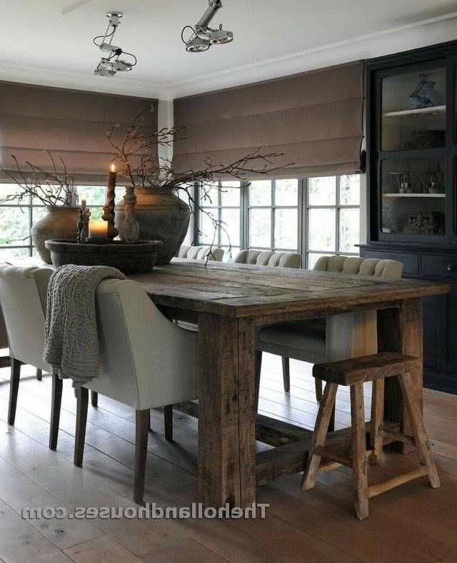 modern rustic dining room chairs chairs buying guide table rh pinterest com