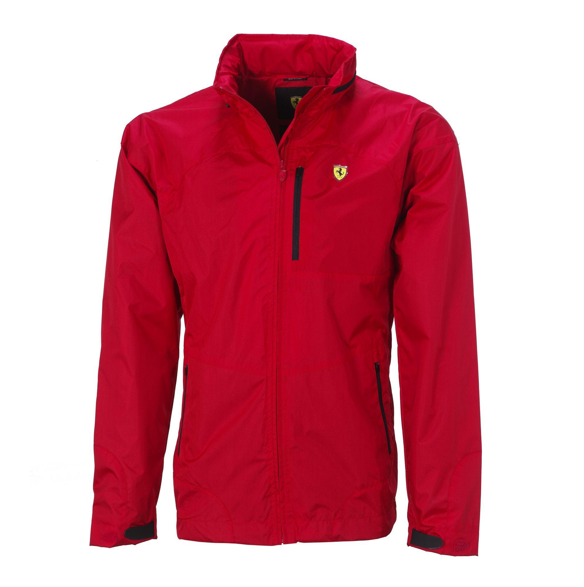 men's ferrari rain jacket - ferrari  | cloths i like