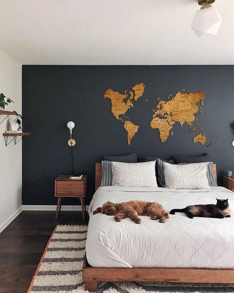 World Map Wall Art, Travel Map, World Map, Christmas Decorations, Push Pin Map, Wall Art, Wood Wall Art, Wooden Map, Farmhouse Decor #woodenwalldecor