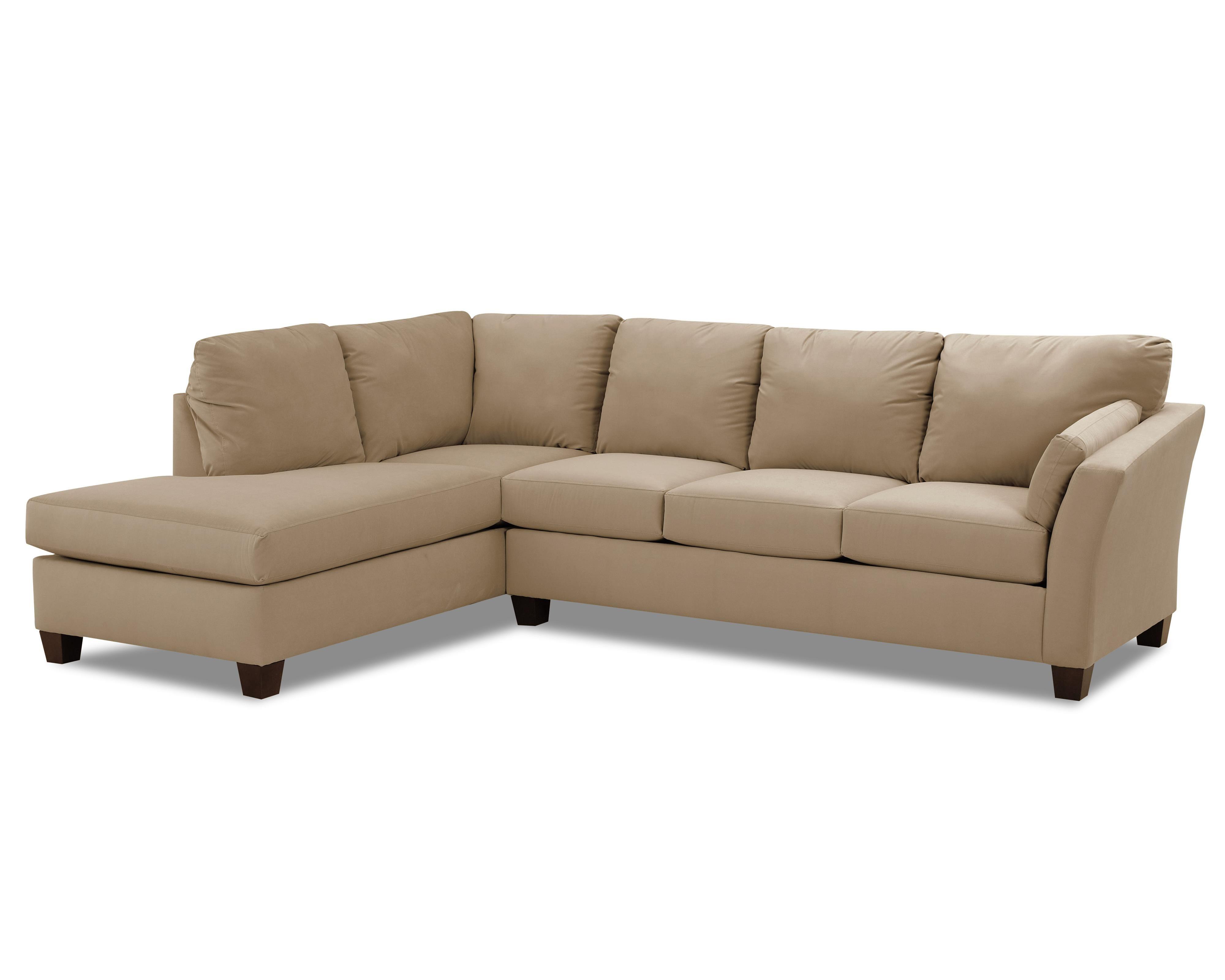 drew two piece sectional sofa by klaussner johnny j s sofa rh pinterest com