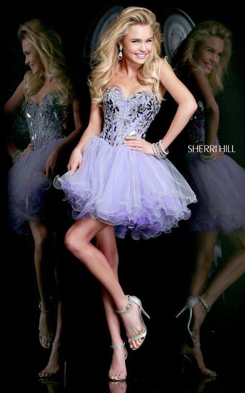 Explore Corset Prom Dresses and more! Sherri Hill 11131 ...