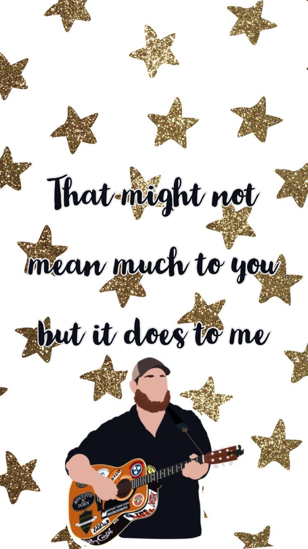 Luke combs wallpaper