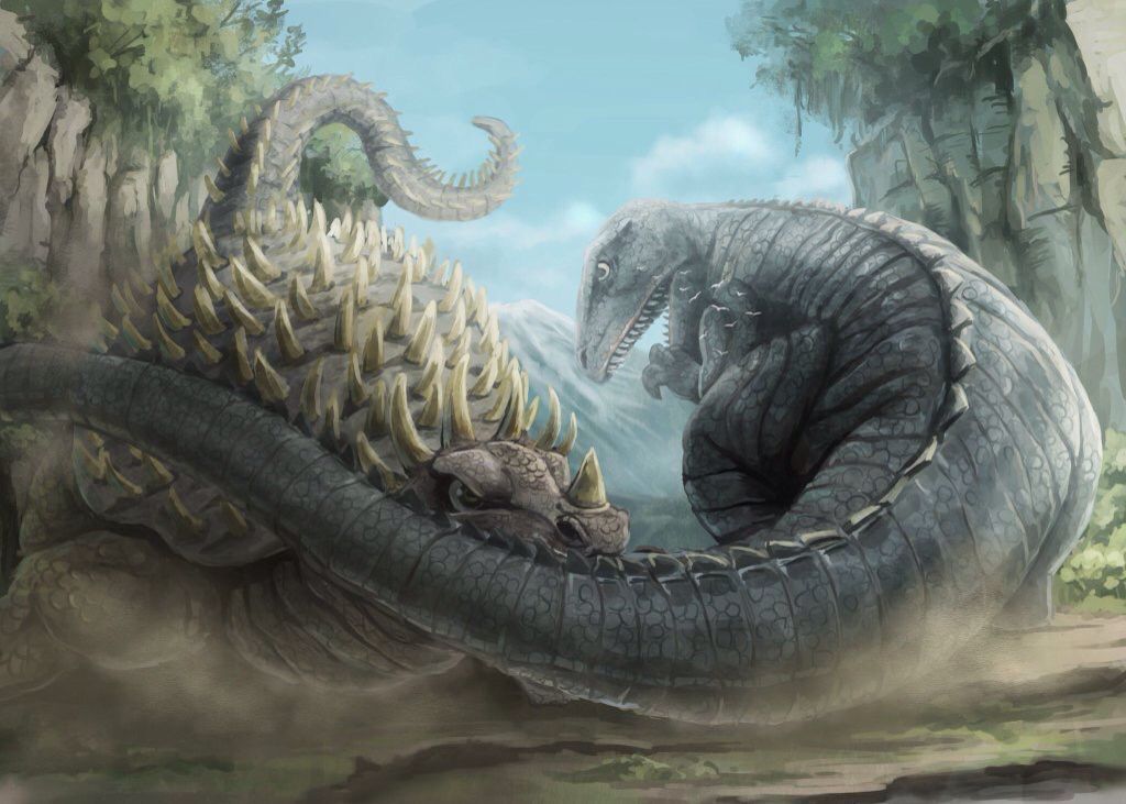 Image result for gorosaurus vs anguirus