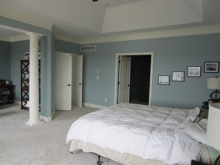 Paint Behr Bedroom Watery, Master Bath And Office Provence