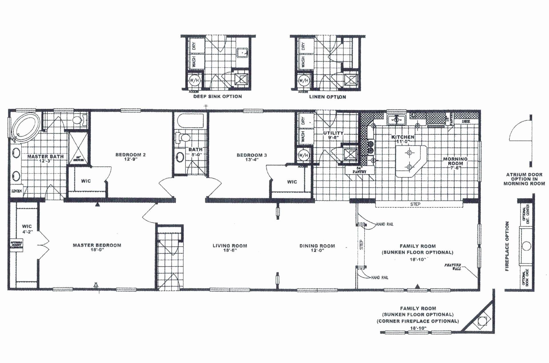 Image result for 14x40 cabin floor plans   Cabin floor ...