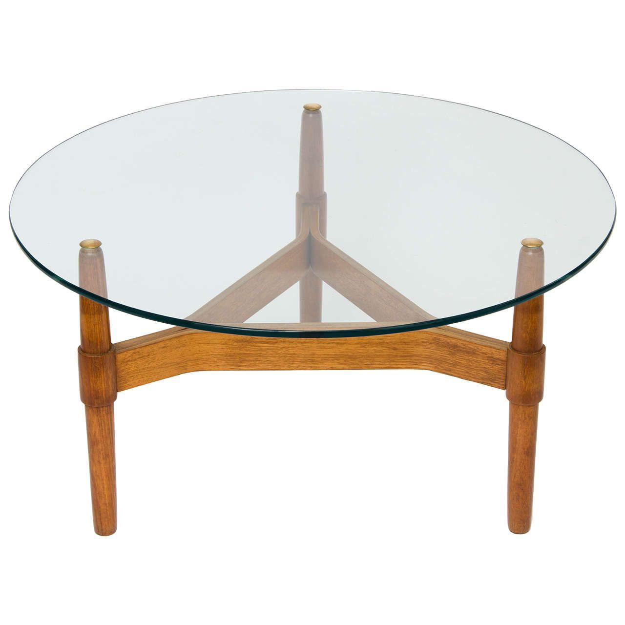 Danish Round Coffee Table 1stdibs Com Coffee Table Round Coffee Table Furniture [ 1280 x 1280 Pixel ]