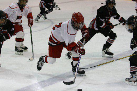 The Best Hockey Stick Handling Drill Hockey Peewee Hockey Detroit Red Wings Hockey