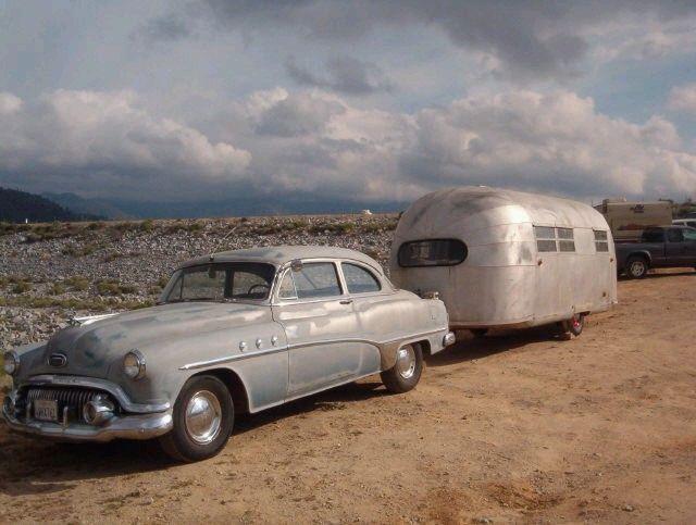 Vintage Trailers — 1947 Airstream