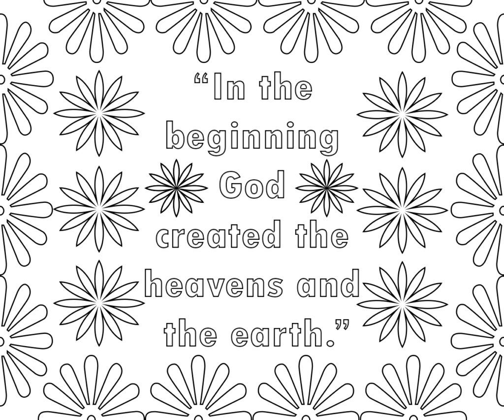 Bible Verse Coloring Pages Gospel Light Free Coloring Pages