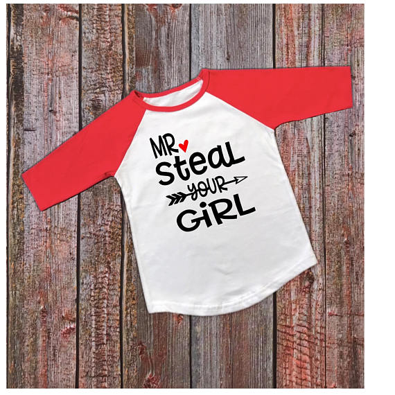 71104f102 Mr. Steal your girl Shirt, Mr. Steal your girl bodysuit, Boys Valentines  Shirt, Mr. Steal your Girl,
