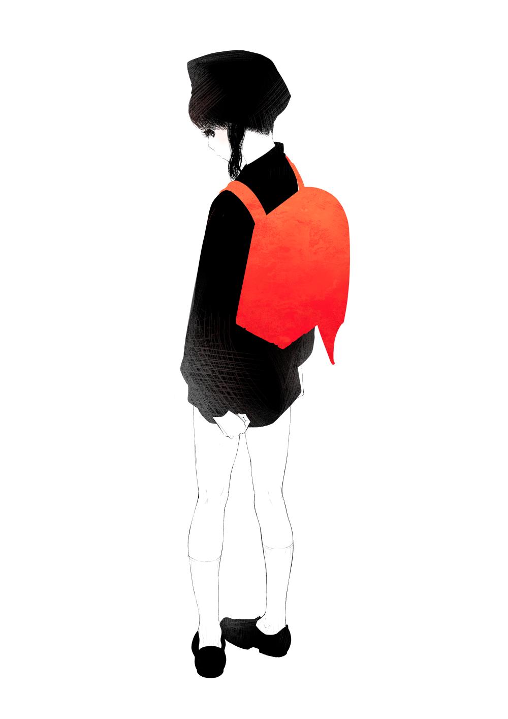 b&w / inks / sketches illustrations」おしゃれまとめの人気アイデア