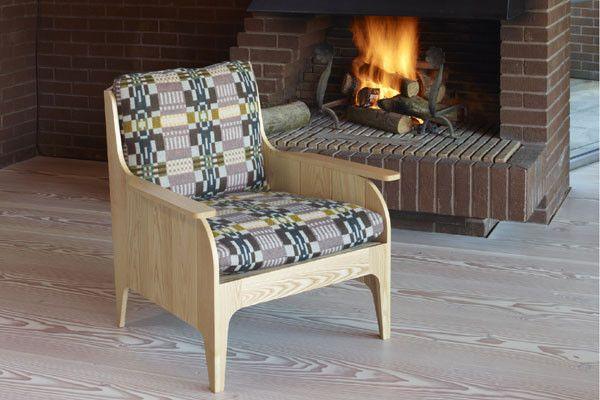Bertha armchair