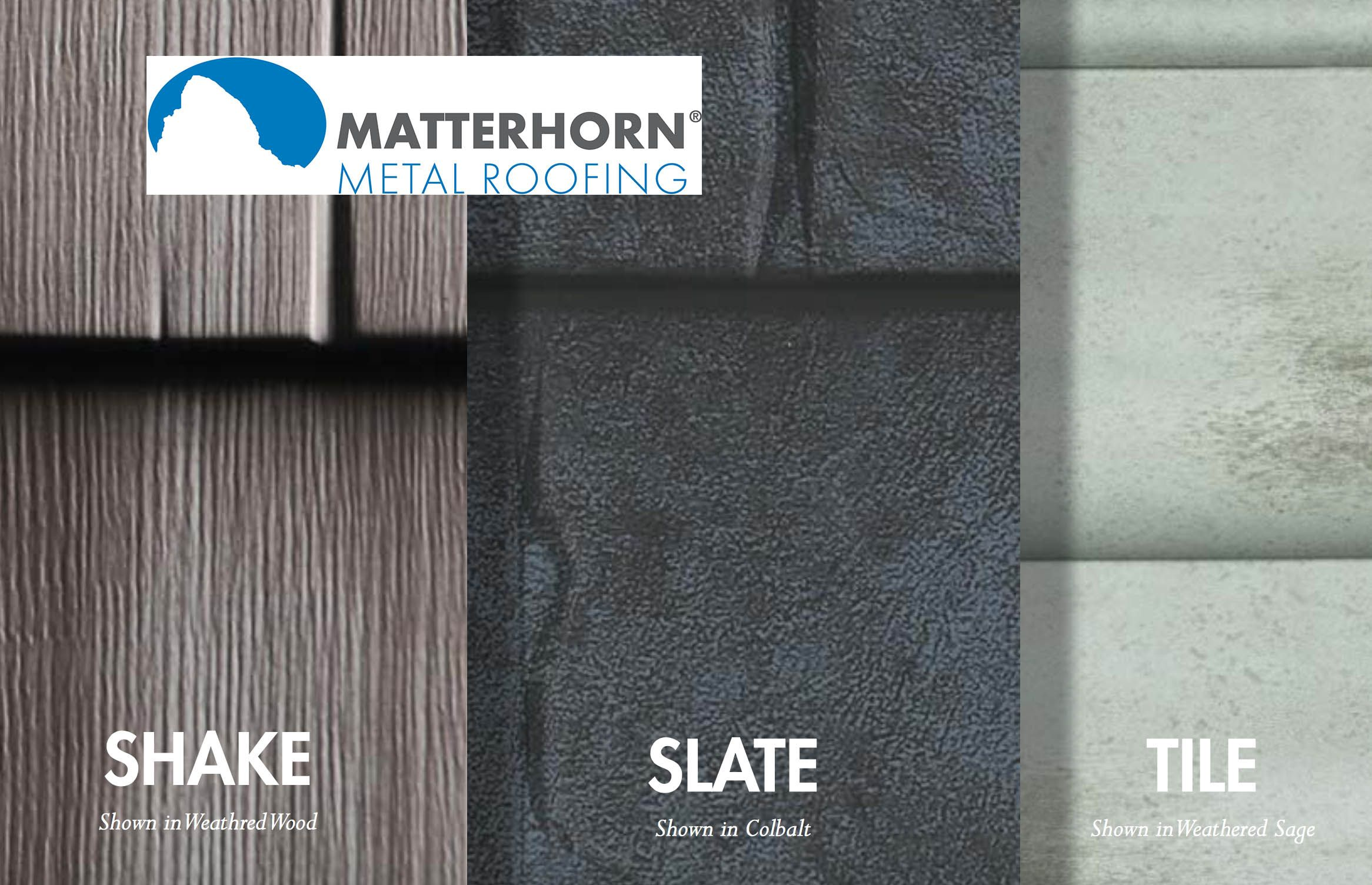 Why You Should Choose A Metal Roof Over Other Roofing Systems Made In Usa Matterhorn Metal Roofing System From C Metal Roof Roofing Standing Seam Metal Roof