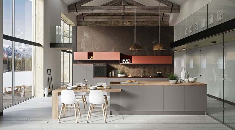AR-TRE offre un\'ampia gamma di cucine classiche tradizionali moderne ...