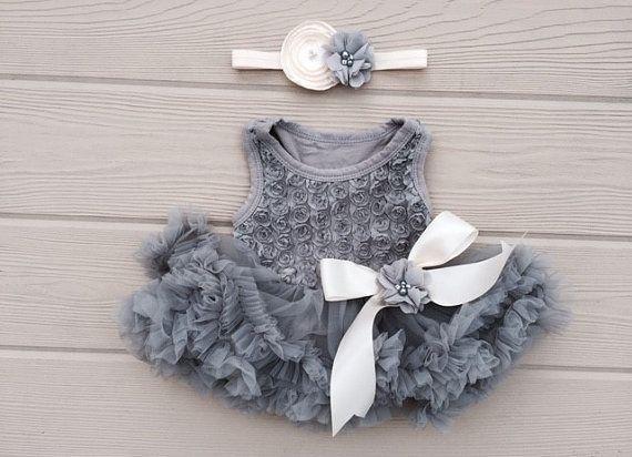 71017251a683 Petti skirt. Baby pettiskirt. Baby tutu dress. by KadeesKloset ...