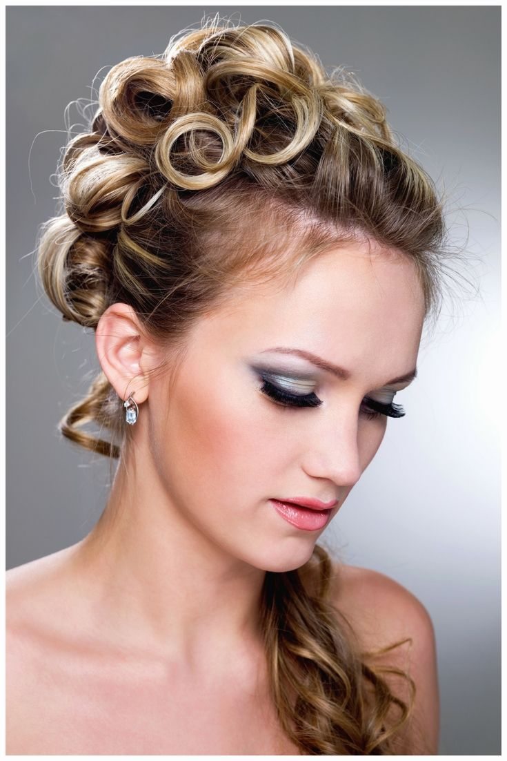 Wedding Hairstyles Model - The Prettiest Styles To Do The Job On ...