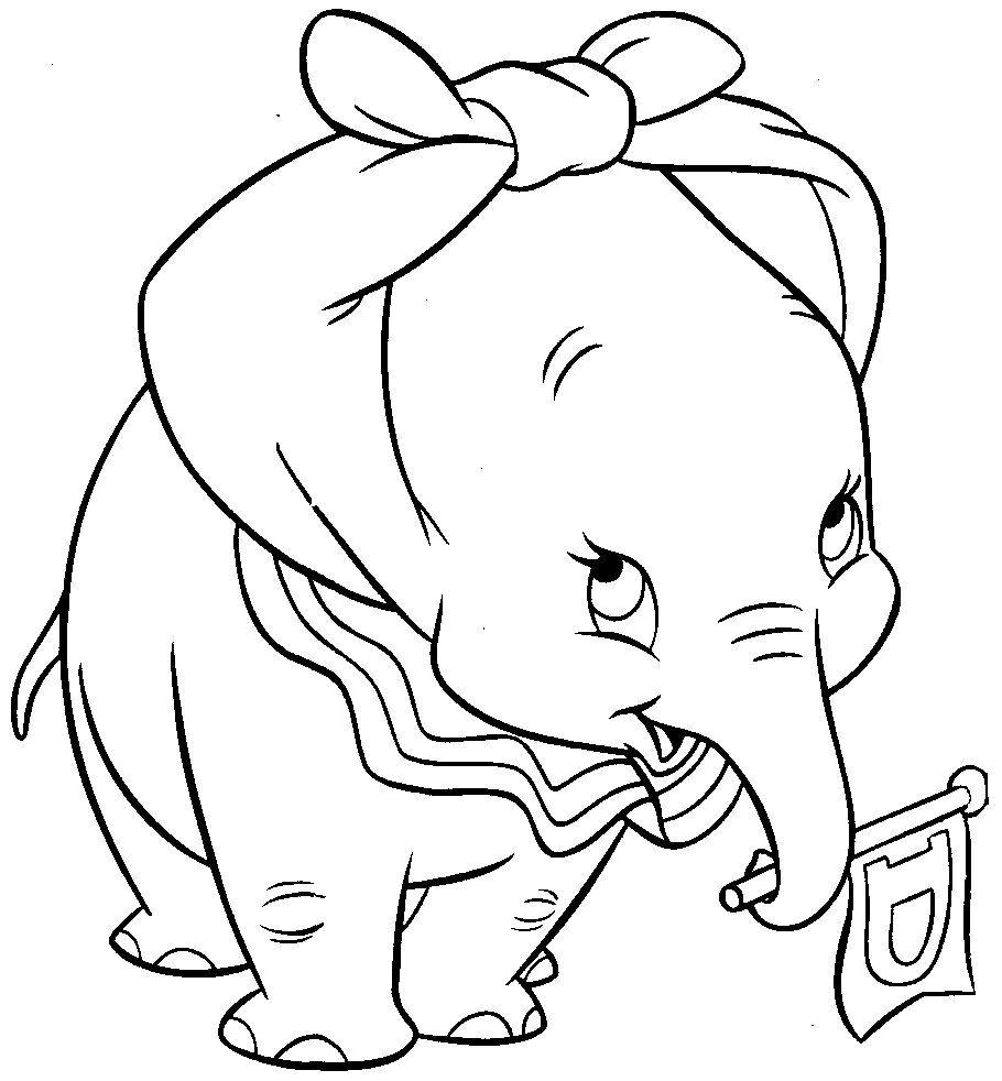 Guarda Tutti I Disegni Di Dumbo Da Colorare Www Bambinievacanze