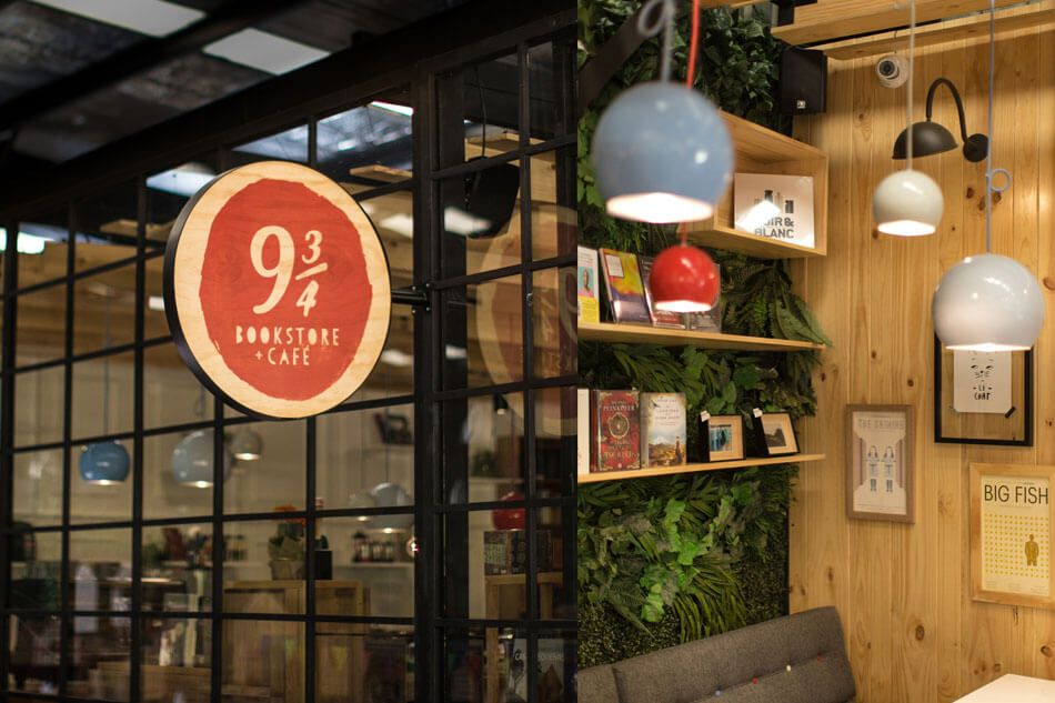 Cafe mit buchladen innendesign bilder  Modern Bookstore in Colombia Encourages Exploration, Relaxation ...