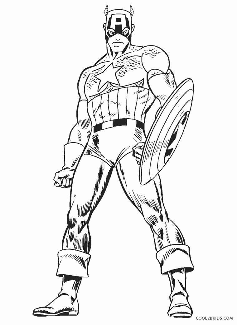 Captain America Coloring Page Free Printable Captain America Coloring Pages For Kids Cool2bkids Birijus Com Captain America Coloring Pages Superhero Coloring Pages Captain America Printables