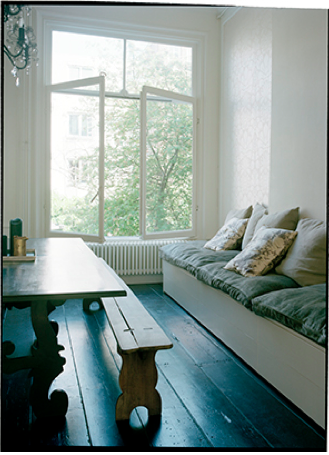 Dining Room Nook - Sanctuary