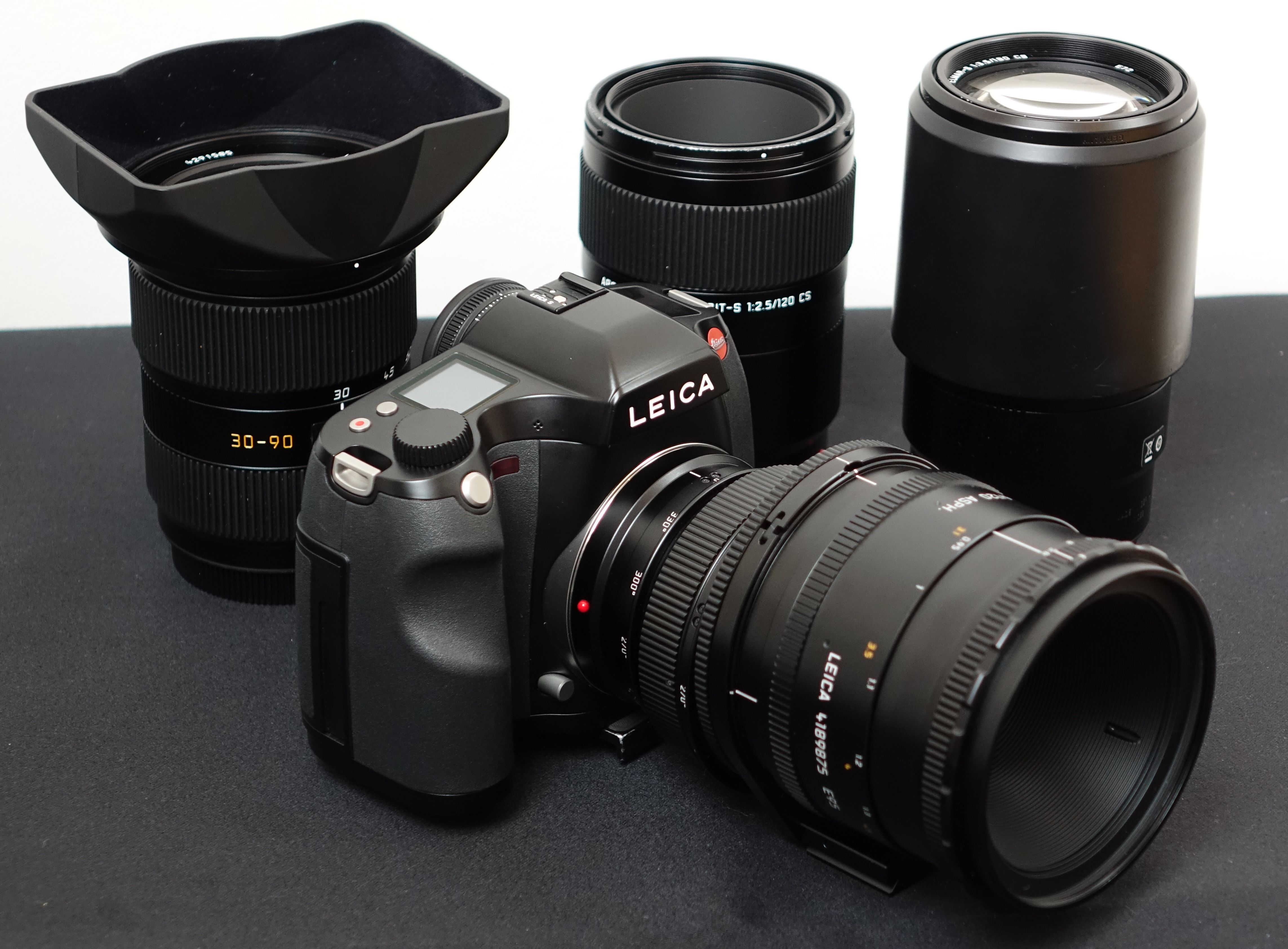 Leica S Typ 007 Medium Format Camera With 4k Video If I Could Only Have One Leica Medium Format Camera Camera Lens Photography