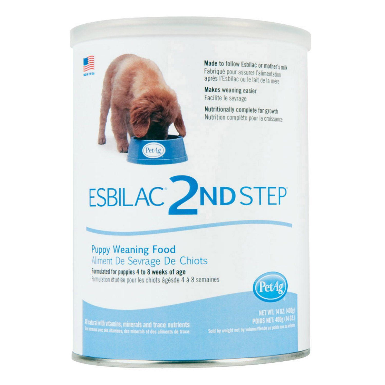 PetAg Esbilac 2nd Step Puppy Weaning Food Weaning foods